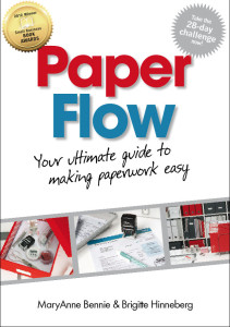 Paper Flow Front star.