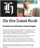 Article in the New Zealand Herald