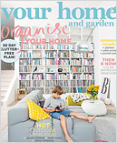Cover of Your Home & and Garden magazine
