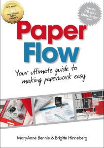 Paper Flow Front star.