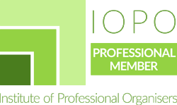 Institute of professional organisers logo